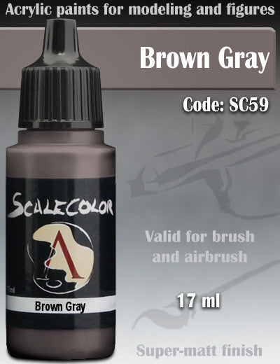 BROWN GRAY