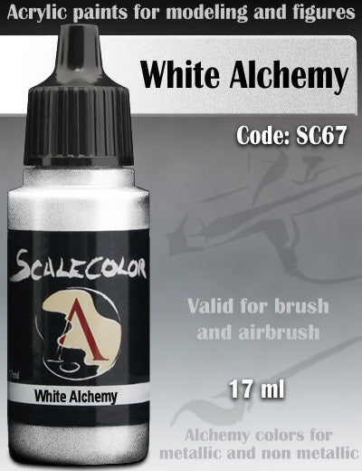 WHITE ALCHEMY