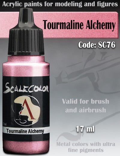 TOURMALINE ALCHEMY