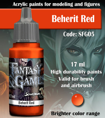BEHERIT RED