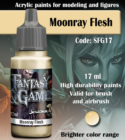 MOONRAY FLESH