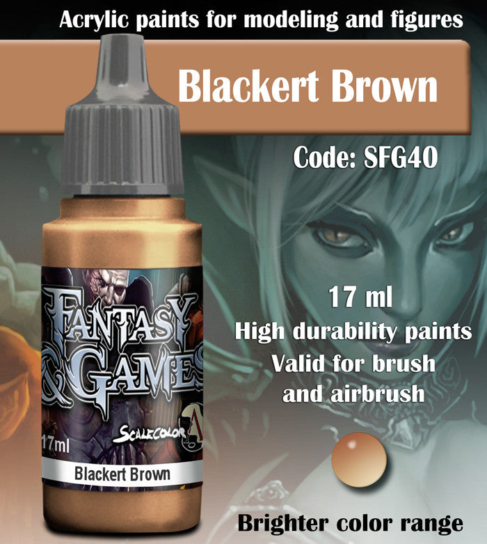 BLACKERT BROWN