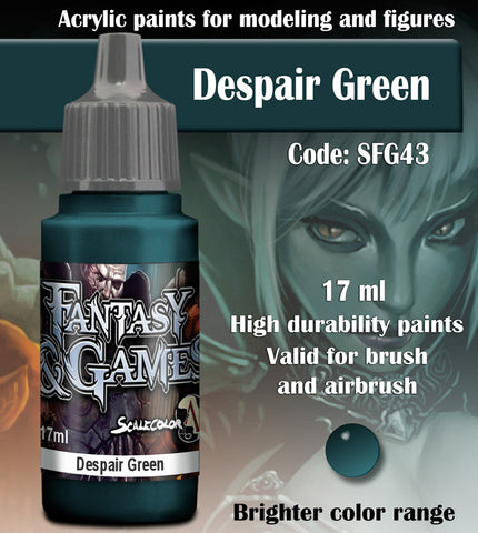 DESPAIR GREEN