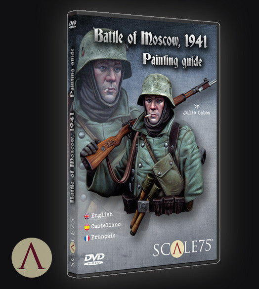 BATTLE OF MOSCOW, 1941 PAINTING GUIDE