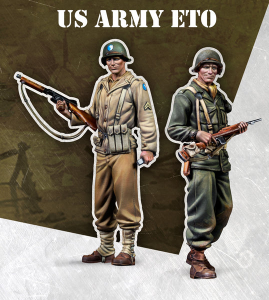 US ARMY ETO 1:48