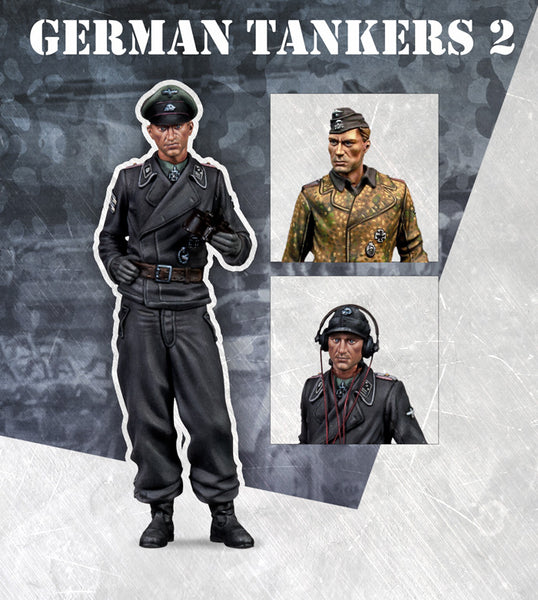 GERMAN TANKERS 2 1:48