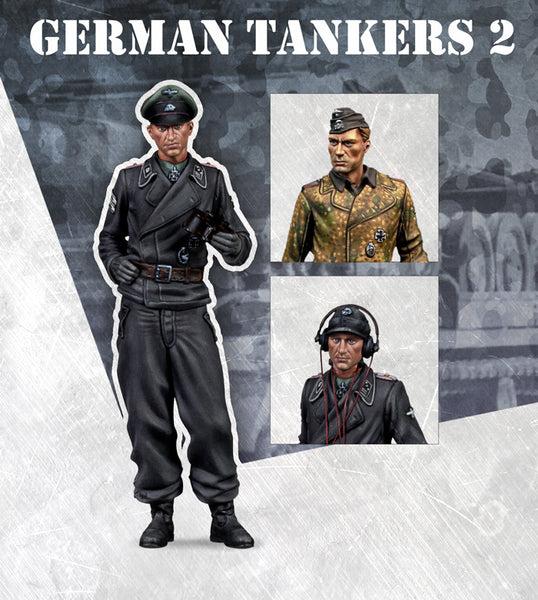 GERMAN TANKERS 2 1:72