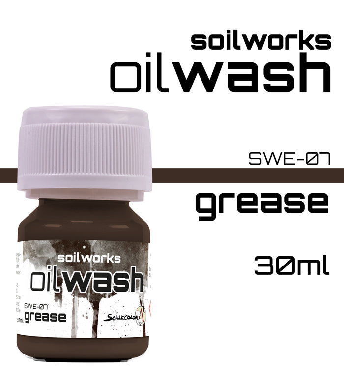 GREASE OIL WASH