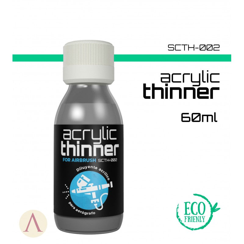 ACRYLIC THINNER , 60ML