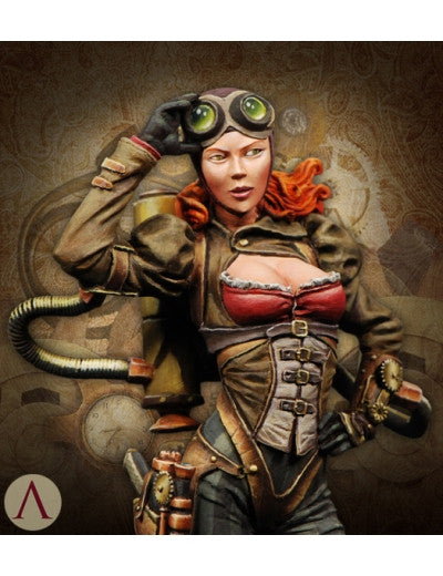 CAPTAIN AMELIA STEAM