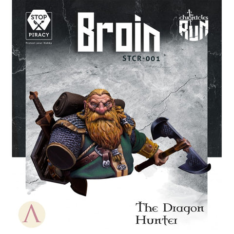 BROIN, THE DRAGON HUNTER
