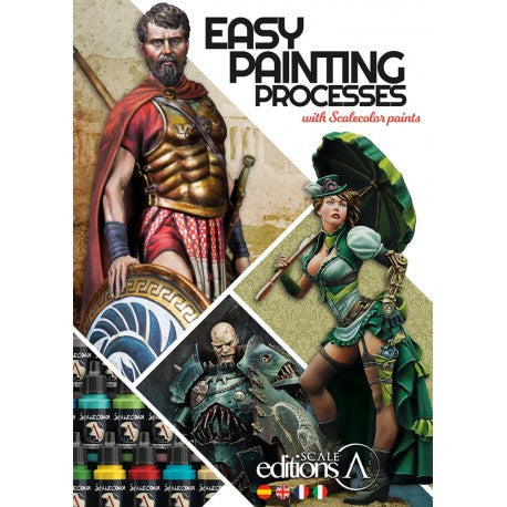 EASY PAINTING PROCESSES