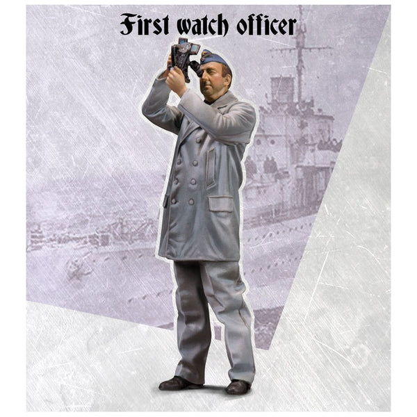 FIRST WATCH OFFICER