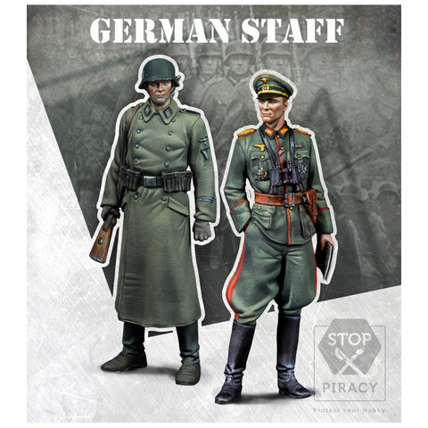 GERMAN STAFF