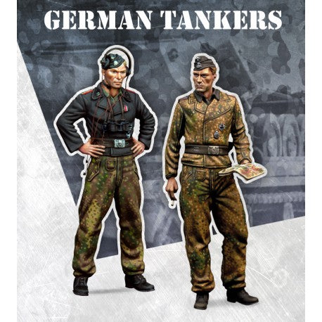 GERMAN TANKERS 1:72