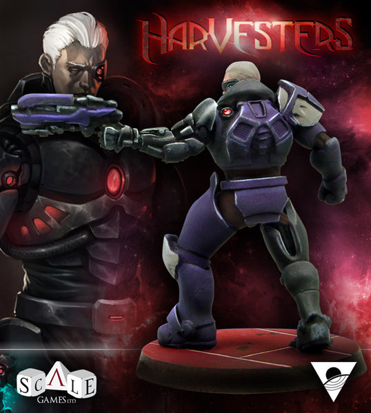 MAGNUS - HERO HARVESTERS