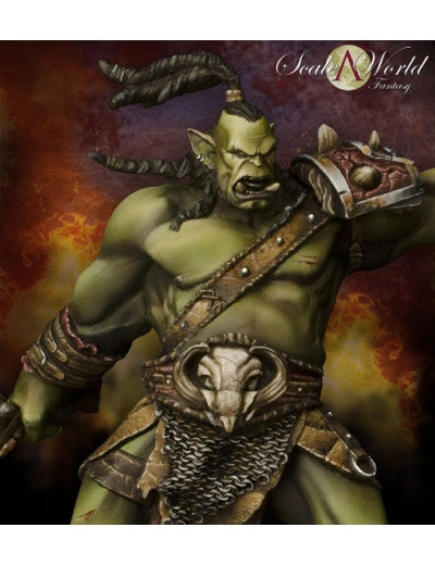 "SHARGH ""ORC FURY"""