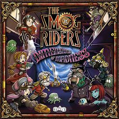 THE SMOG RIDERS GAME - DIMENSIONS OF MADNESS  SRG-001