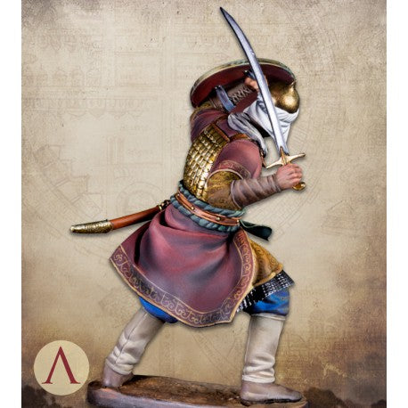SARACEN WARRIOR, 13TH CENTURY