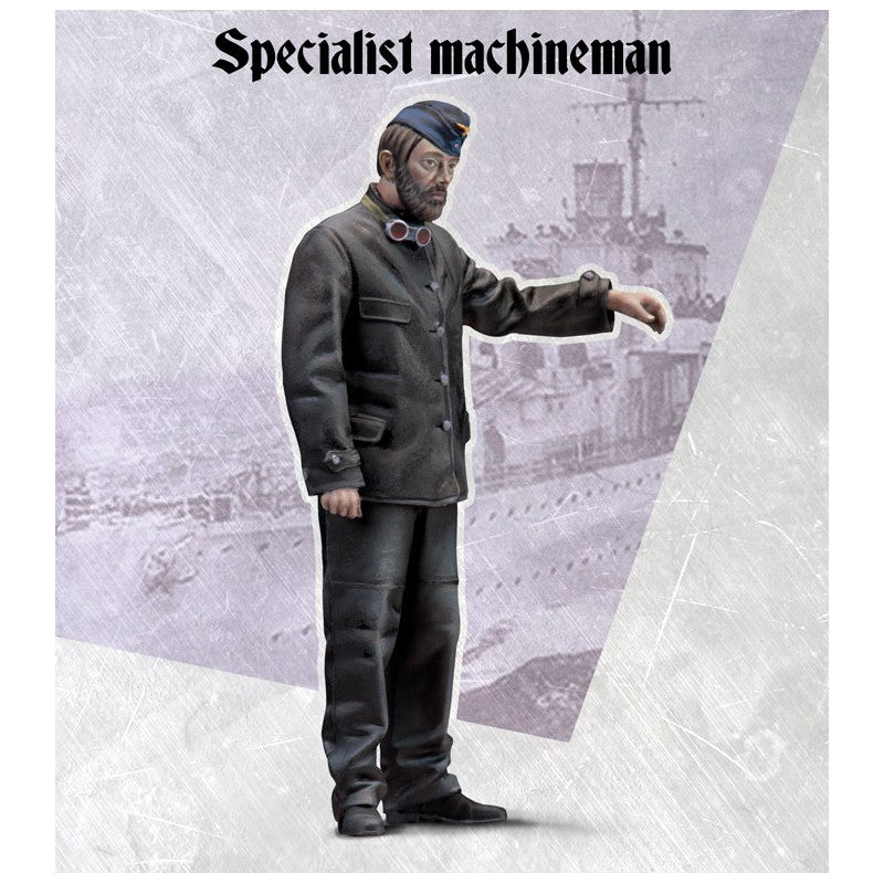 SPECIALIST MACHINEMAN
