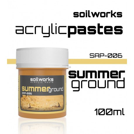 ACRYLIC PASTE SUMMER GROUND