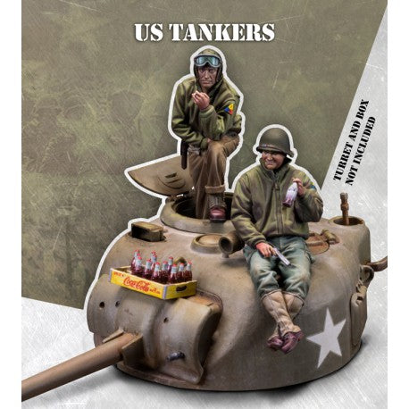 US TANKERS 1:72