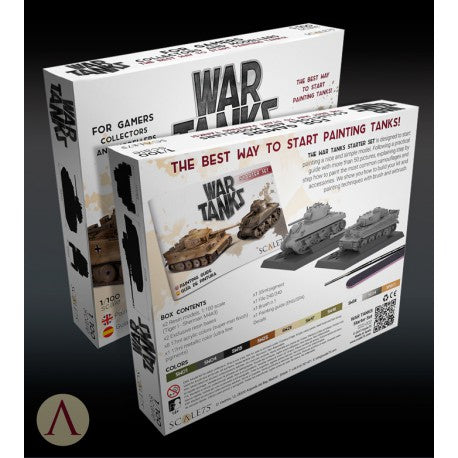 WAR TANKS STARTER SET