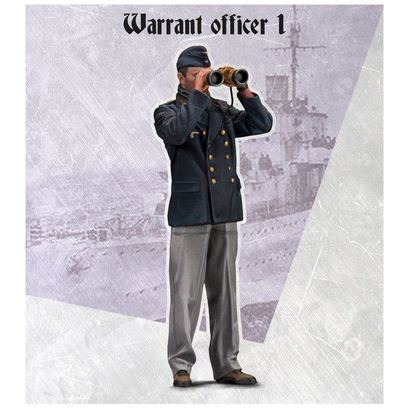 WARRANT OFFICER 1
