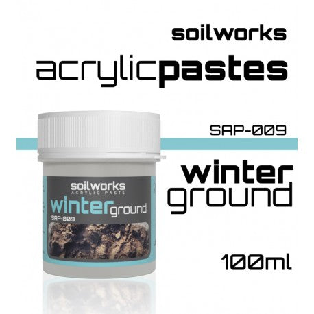 ACRYLIC PASTE WINTER GROUND