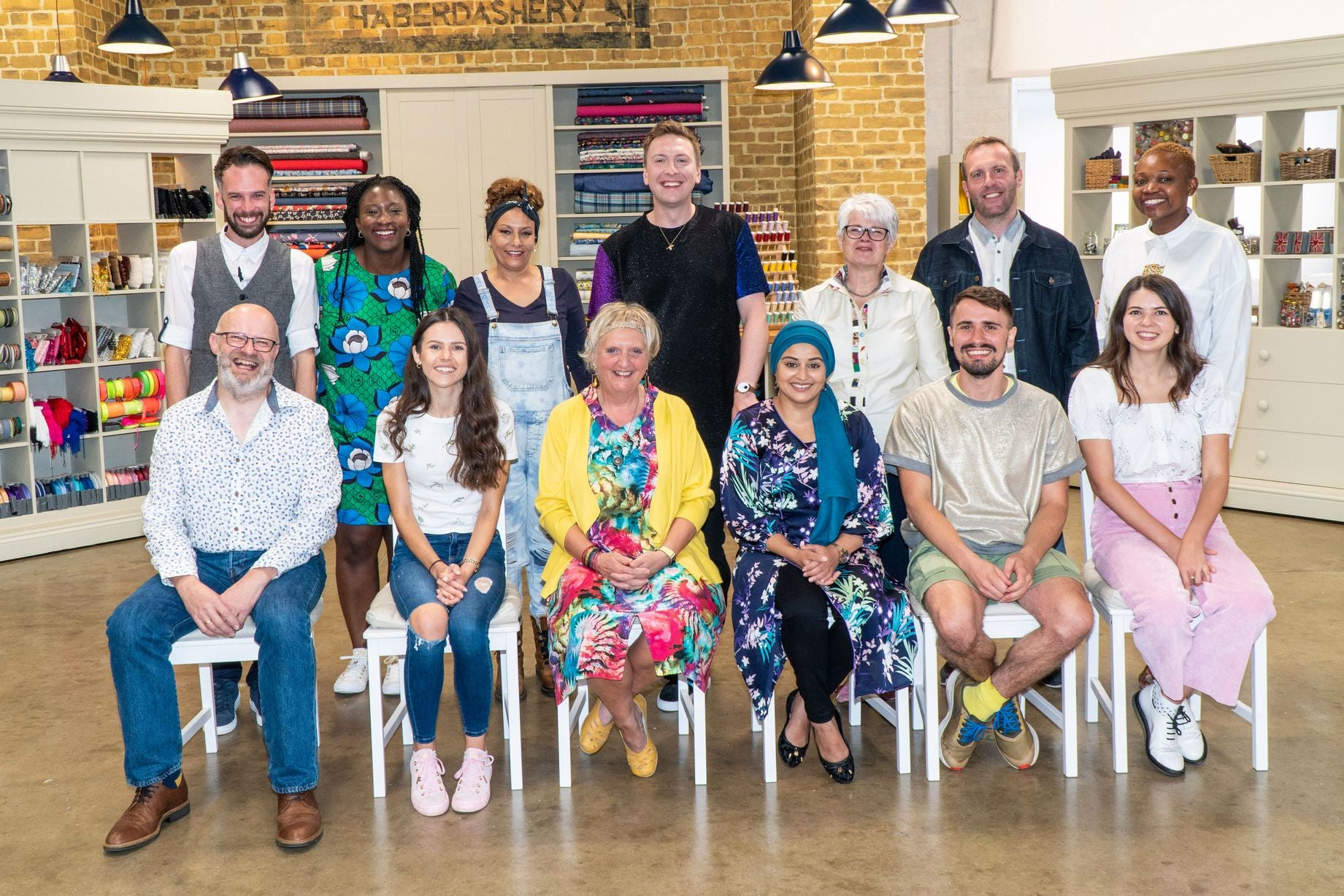 Sewing Bee: what do we know about the new contestants?