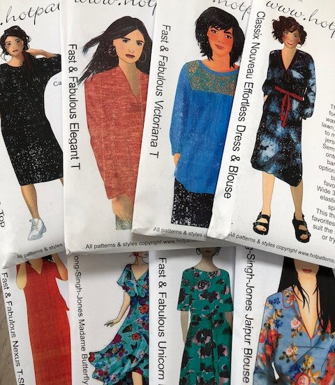 Latest Patterns have just arrived!!