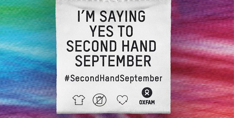 Second-hand September: what's it all about?