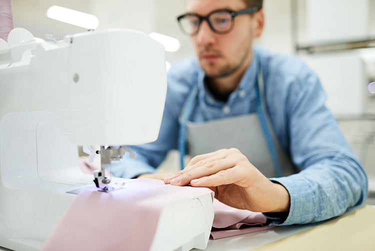 What is a 'sew bro', and are more men really taking up sewing?