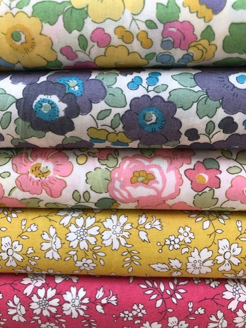 Liberty Organic Tana Lawn fabrics have arrived.