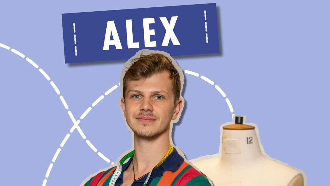 Alex The Great British Sewing Bee 2020