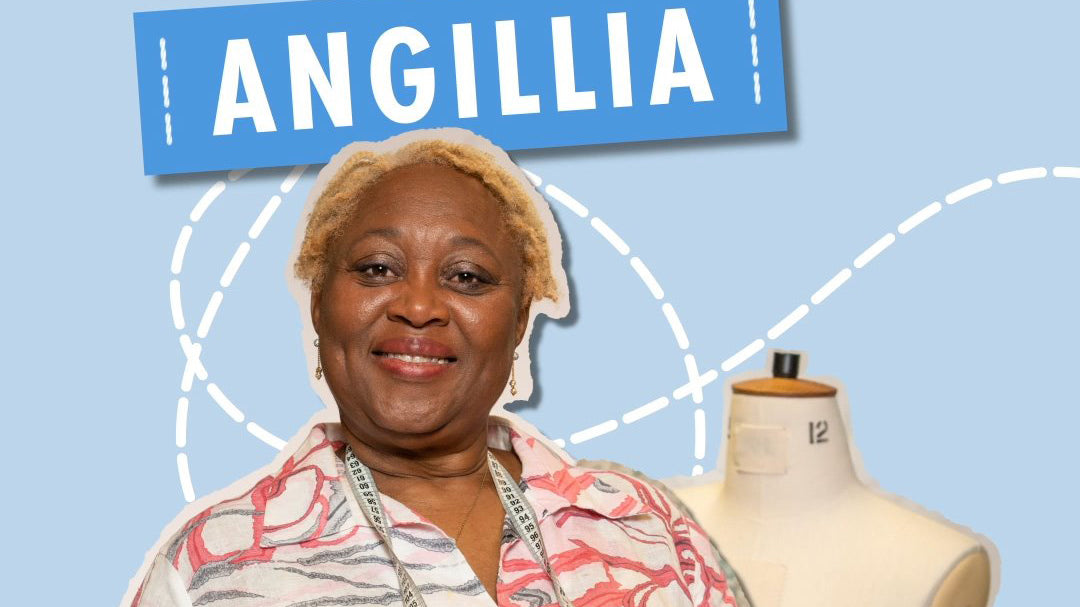 Angilla The Great British Sewing Bee 2020