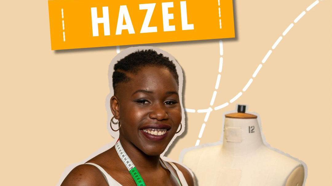 Hazel The Great British Sewing Bee 2020
