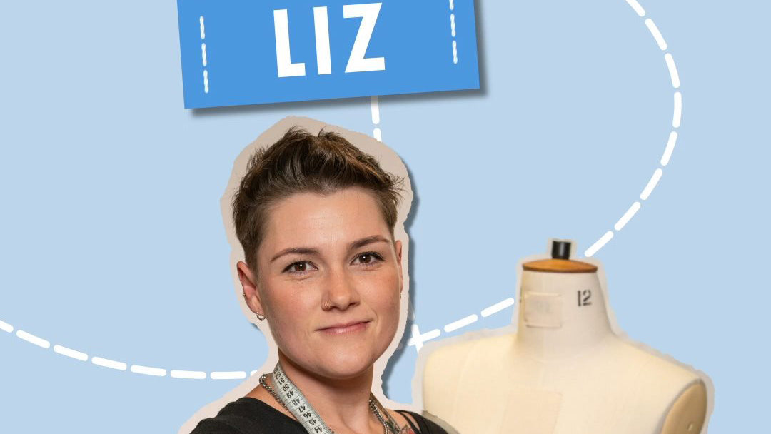 Liz The Great British Sewing Bee 2020