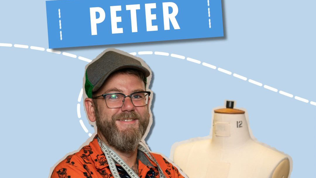 Peter The Great British Sewing Bee 2020