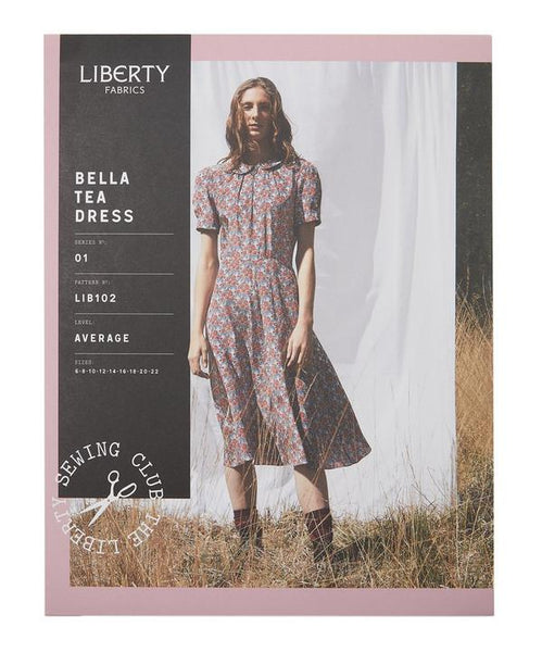 Liberty Bella Tea Dress