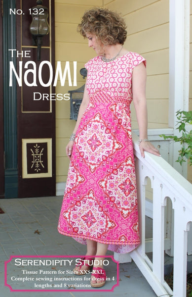 Serendipity Studio - 132- The Naomi Dress