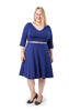 Cashmerette Turner Dress 1202 - NEW - UK Size 16-32