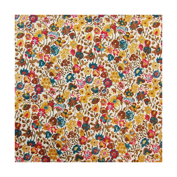Liberty Lantana Fabric - LL03292251C - Kaylie Sunshine