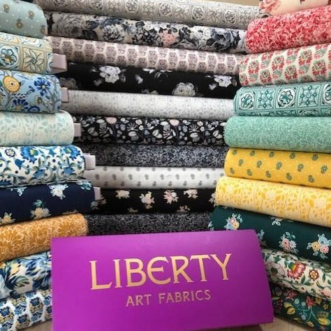 Liberty Emporium Collection - 33 x Fat Quarter Pack