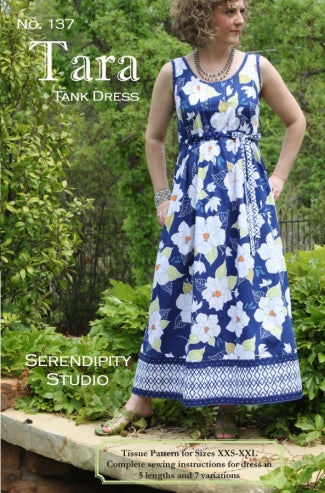 Serendipity Studio - 137 - Tara Tank Dress