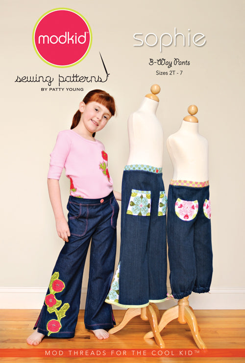 ModKid - Sophie 3-Way Pants