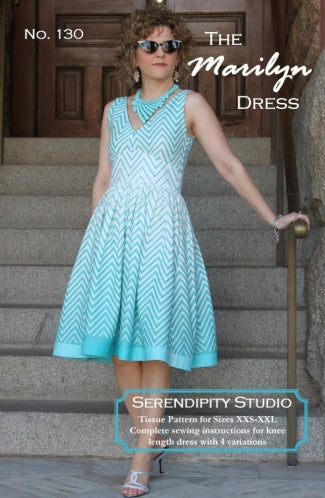 Serendipity Studio - 130- The Marilyn Dress