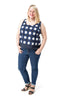 Cashmerette Springfield Top - 2102 - NEW - UK Size 12-28