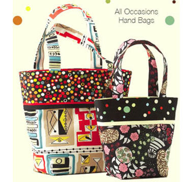 Kwik Sew 3684 (Kwik Start) - Crafts: All Occasions Hand Bags