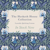 Liberty - Hesketh House Collection - Harriet's Pansy X